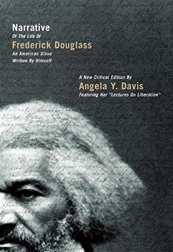 9780872865273: Narrative of the Life of Frederick Douglass, an American Slave, Written by Himself: A New Critical Edition by Angela Y. Davis (City Lights Open Media)