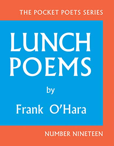 9780872866171: Lunch Poems