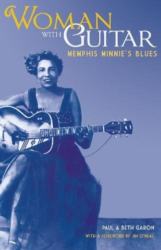 9780872866218: Woman With Guitar: Memphis Minnie's Blues