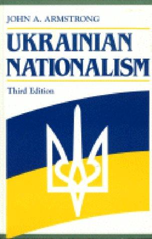 9780872877559: Ukrainian Nationalism