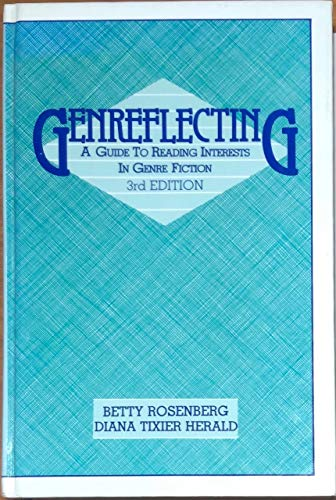 9780872879300: Genreflecting: A Guide to Reading Interests in Genre Fiction (Genreflecting: A Guide to Popular Reading Interests (Hardcover))