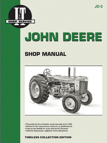 John Deere Model R Diesel (I & T Shop Service Manuals): Penton Staff