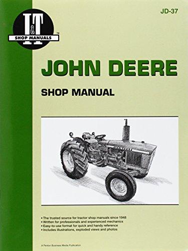 9780872880795: JOHN DEERE SHOP MANUAL 1020 15 (I & T Shop Service)