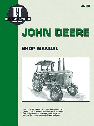 9780872880856: John Deere Shop Manual 4030 4230 4430&4630 (I & T Shop Service)