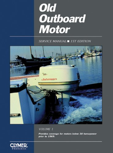 Old Outboard Motor Service V 1 (Old Outboard Motor Service Manual): Intertec