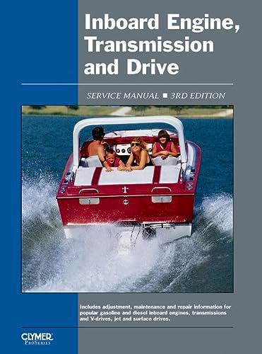 Inboard Engines & Drives (Paperback): Penton