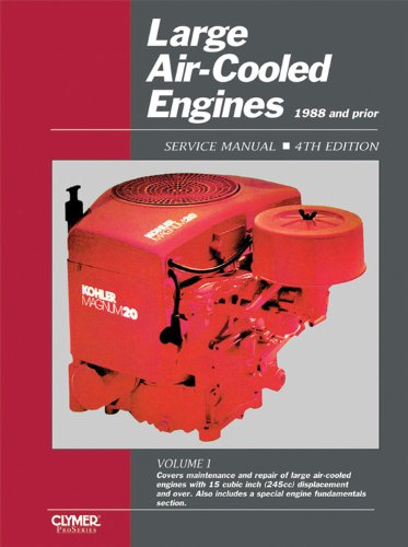Large Air-Cooled Engine Vol 1 (Large Air-Cooled: Penton Staff