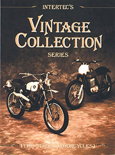9780872883864: Intertec's Vintage Collection Series: Two-Stroke Motorcycles: Clymer Workshop Manual