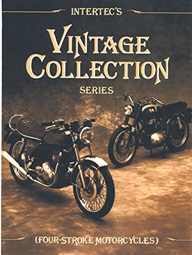 9780872883871: Intertec's Vintage Collection Series: Four-Stroke Motorcycles