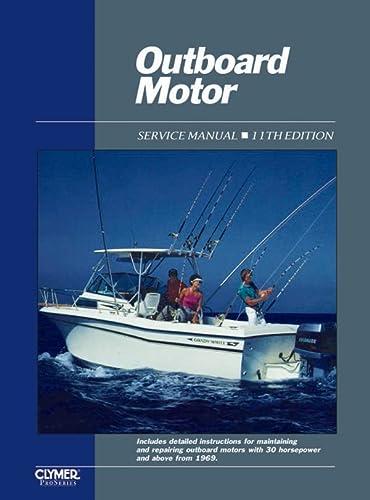 Outboard Motor Svc Vol 2 Ed 11 (Paperback): Randy Stephens