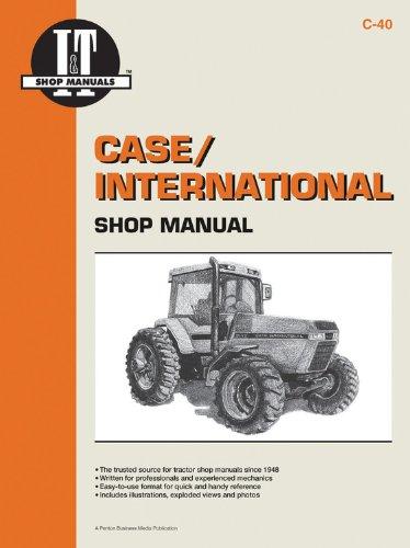 Case/International Shop Manual Models 7110 7120 7130 &7140 (Manual C-40): Penton Staff