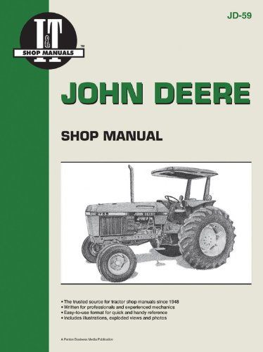 9780872885011: John Deere Shop Manual 2750 2755 2855&2955 (Jd-59)