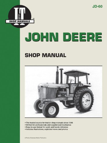 9780872885042: John Deere Shop Manual 4055 4255 4455 4555+