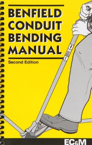 9780872885103: Benfield Conduit Bending Manual