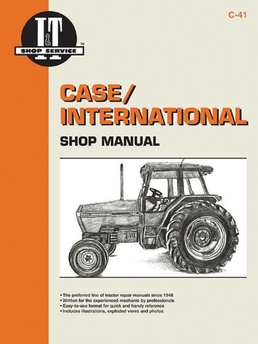 9780872885158: Case/International Shop Manual Models 5120 5130 & 5140 (I & T Shop Service)