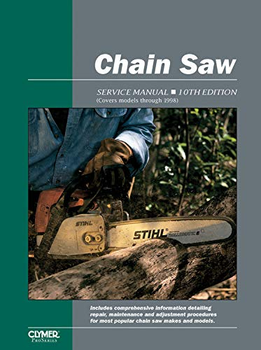 9780872887053: Chain Saw Service Manual: 10th Edition