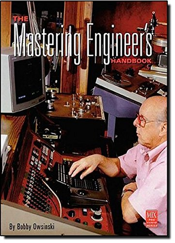 9780872887411: The Mastering Engineer's Handbook (Mix Pro Audio Series)