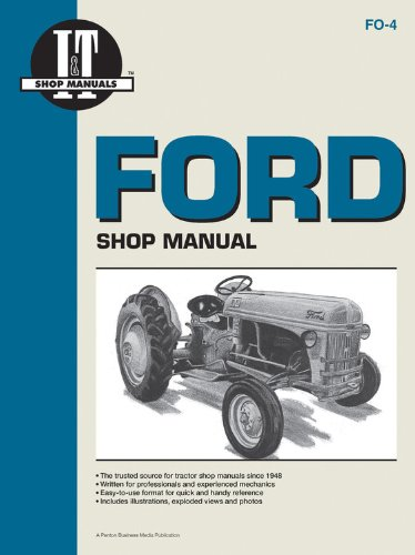 9780872887534: Ford Shop Manual Series 2N 8N & 9N