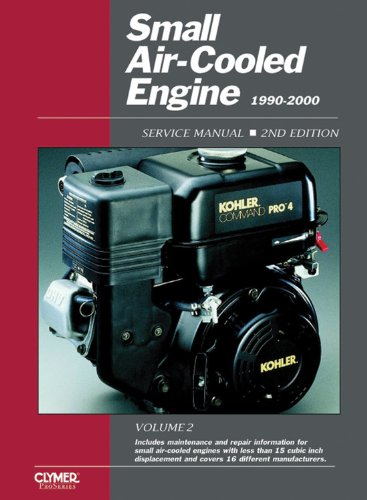 9780872887756: Small Engine Service Vol 2 Ed 2 (Small Air-Cooled Engine Service Manual)
