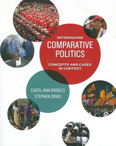 9780872893436: Introducing Comparative Politics: Concepts and Cases In Context