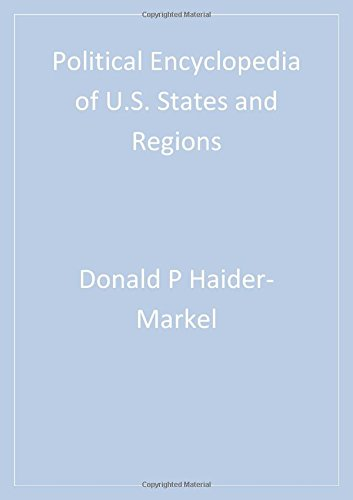 Political Encyclopedia of U.S. States and Regions (Hardback)