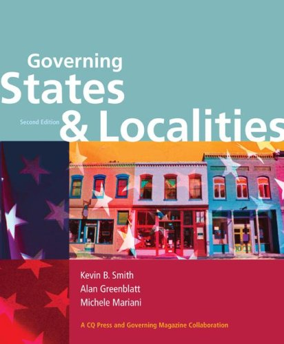 9780872893795: Governing States and Localities, 2nd Edition