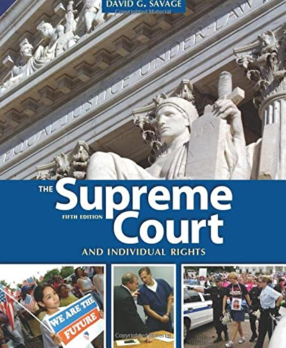 9780872894242: The Supreme Court and Individual Rights, 5th Edition (Supreme Court & Individual Rights)
