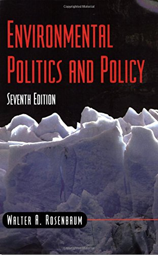 9780872894402: Environmental Politics & Policy 7e