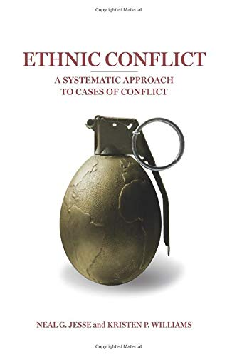 9780872894921: Ethnic Conflict: A Systematic Approach to Cases of Conflict
