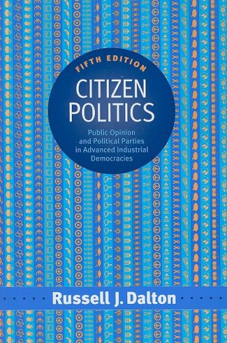 9780872895379: Citizen Politics: Public Opinion and Political Parties in Advanced Industrial Democracies