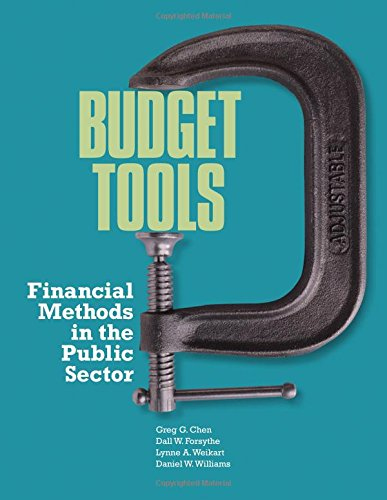 9780872895393: Budget Tools: Financial Methods In the Public Sector