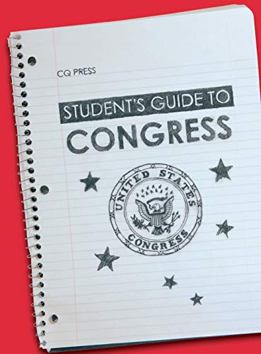 9780872895546: Student′s Guide to Congress (Student's Guide to the U.s. Government)