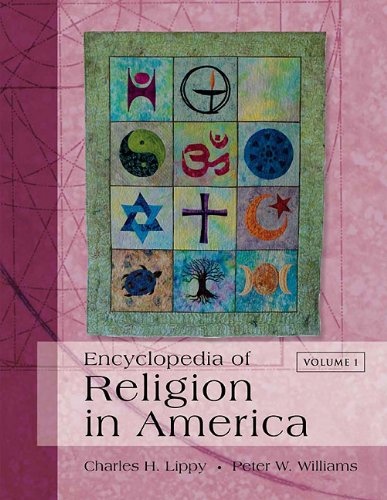9780872895805: Encyclopedia of Religion in America, 4-Volume Set