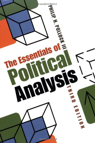 9780872896062: The Essentials Of Political Analysis, 3rd Edition
