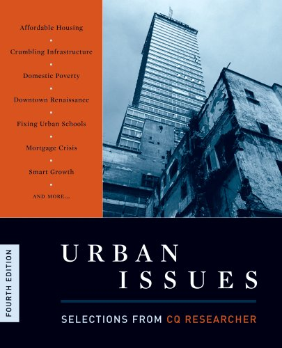 9780872896109: Urban Issues: Selections From CQ Researcher, 4th Edition (Urban Issues (CQ Press))