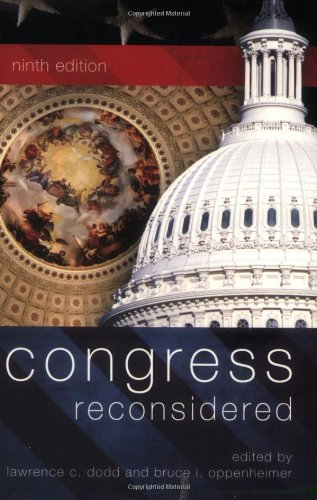 9780872896161: Congress Reconsidered, 9th Edition