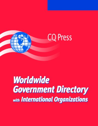 Worldwide Government Directory with International Organizations 2012