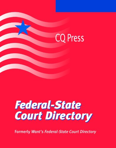 Federal State Court Directory 2013