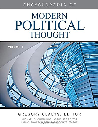 9780872899100: Encyclopedia of Modern Political Thought