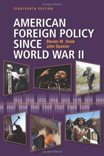 9780872899698: American Foreign Policy Since World War II