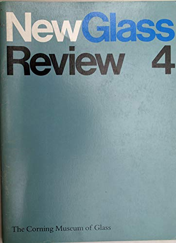 9780872901087: New Glass Review Vol. 4