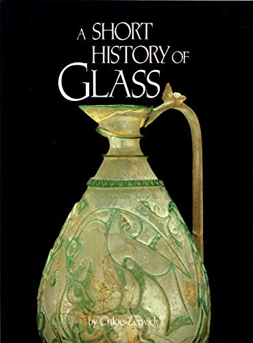 9780872901216: A short history of glass