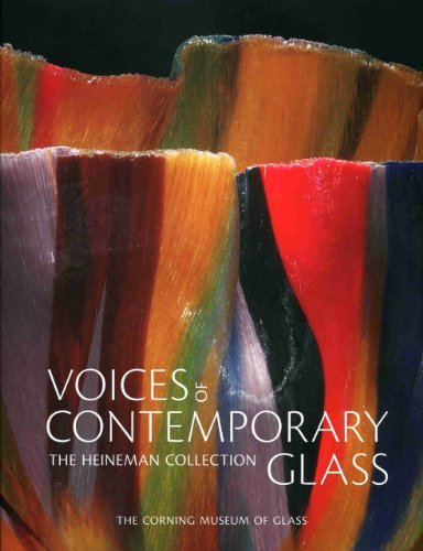 9780872901728: Voices of Contemporary Glass: The Heineman Collection