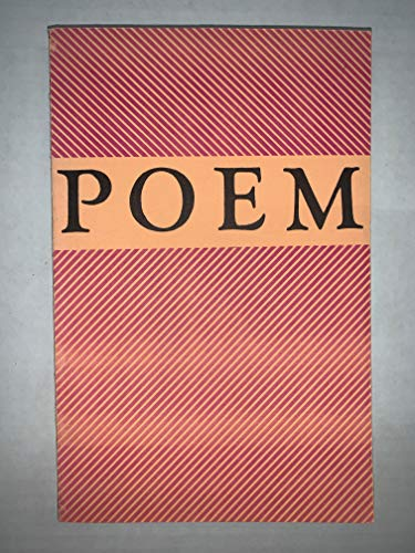 9780872910102: Poem is a Four-Letter Word