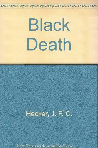 9780872910386: Black Death