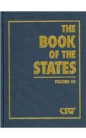 9780872927841: 45: The Book of the States 2013