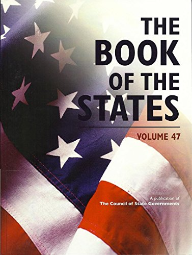 9780872927971: 47: The Book of the States 2015