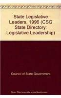 9780872929050: Directory II State Legislative Leadership, Committees & Staff 1996 (Csg State Directory Directory II-State Legislative Leadership, Committees and Staff)