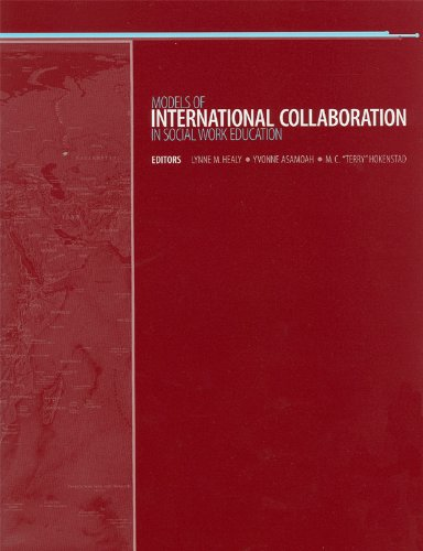 9780872930957: Models of International Collaboration in Social Work Education