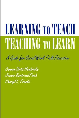 Learning to Teach, Teaching to Learn: Carmen Ortiz Hendricks;